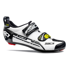 Sidi T-4 Air Carbon Shoes Men White/Black